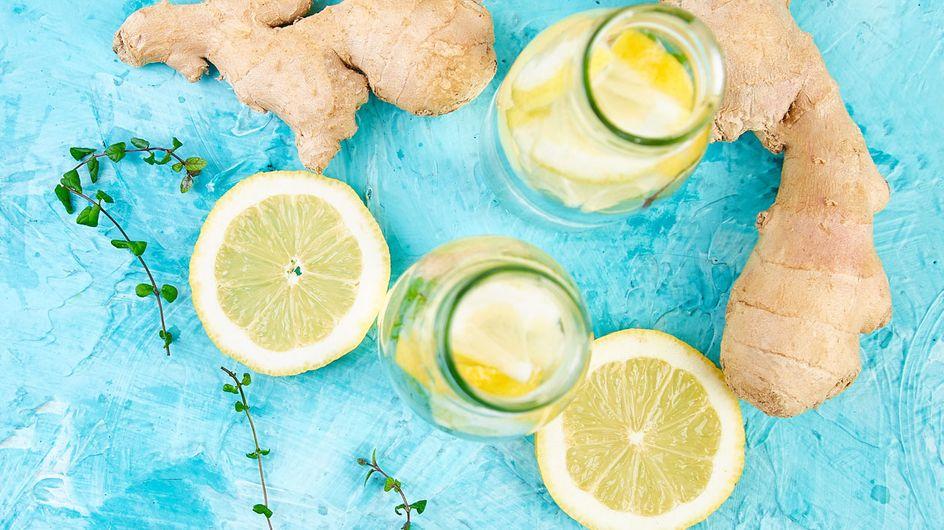 Switchel: Diese Limo soll beim Abnehmen helfen