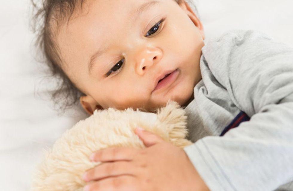 Kuscheltier und Schmusetuch: DESHALB sind sie so wichtig für dein Baby