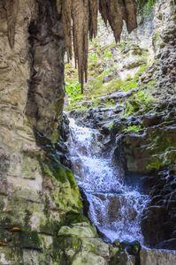 La grotte des Buttes Chaumont