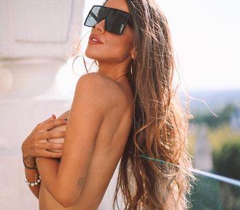 Supervivientes: duelo de topless, Violeta y la ex de Fabio se desnudan en Instag