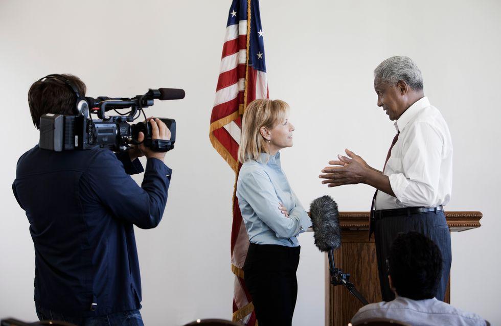 Aux Etats-Unis, des hommes politiques refusent d'être interviewés par une femme