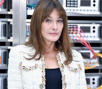 En vacances en Italie, Carla Bruni partage un tendre cliché de Nicolas Sarkozy e