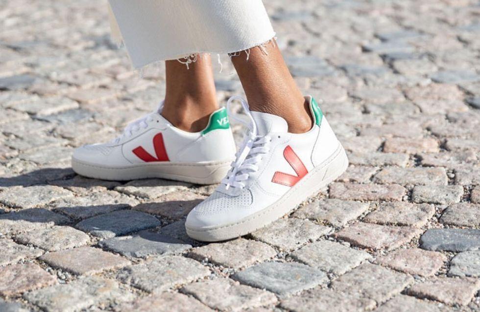 Des sneakers éthiques et canon pour un shopping responsable