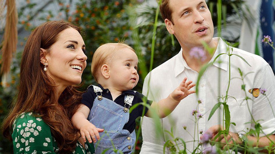 Pour son 6ème anniversaire, Kensington dévoile des photos inédites du prince George