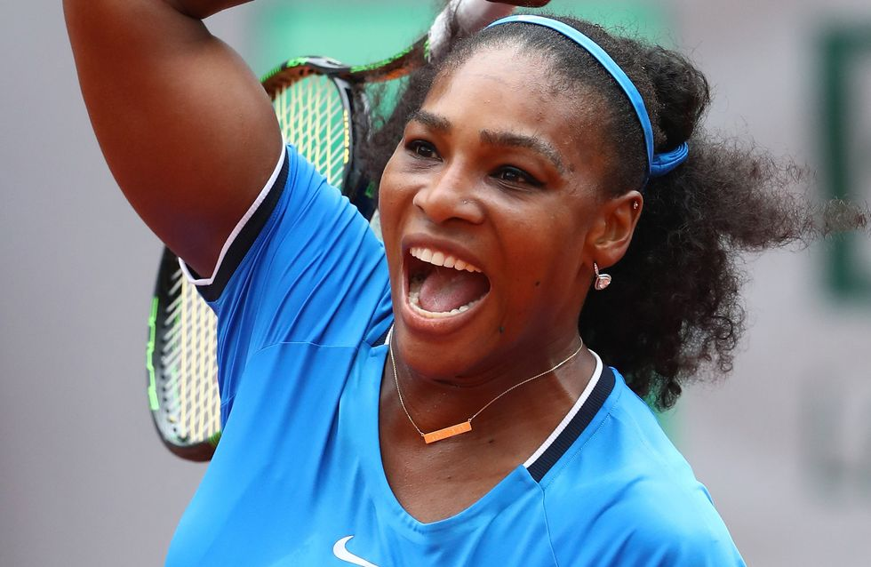 Serena Williams change de look et passe au blond