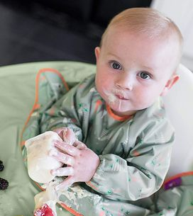 DME : ce qu'il vous faut pour mettre votre enfant à l'alimentation autonome