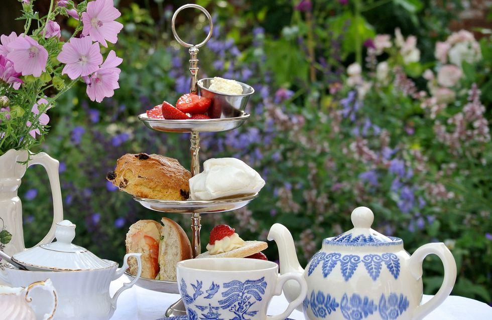 Comment faire un vrai tea time anglais ?