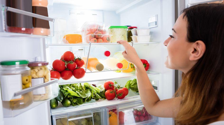 Un frigo bien rangé avec ces objets