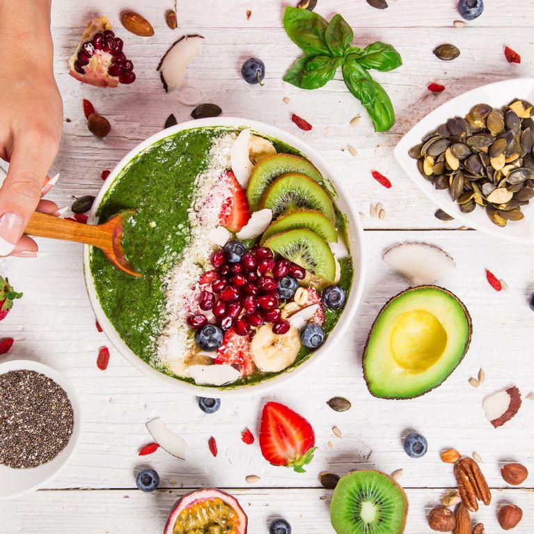 Que dieta hacer para bajar de peso en un mesa