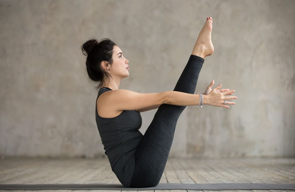 6 ejercicios de pilates para hacer en casa y fortalecer tu cuerpo
