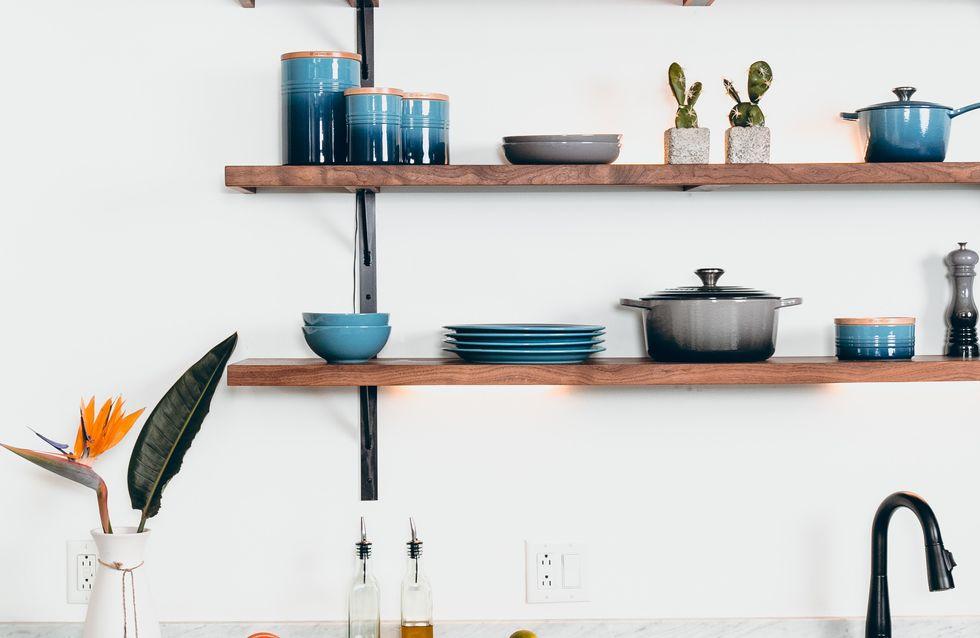 La méthode Marie Kondo adaptée à votre cuisine