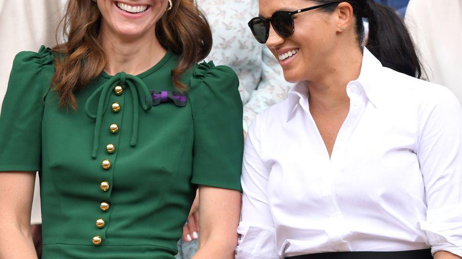 Quanto siamo stanche di vedere Meghan e Kate messe l'una contro l'altra?