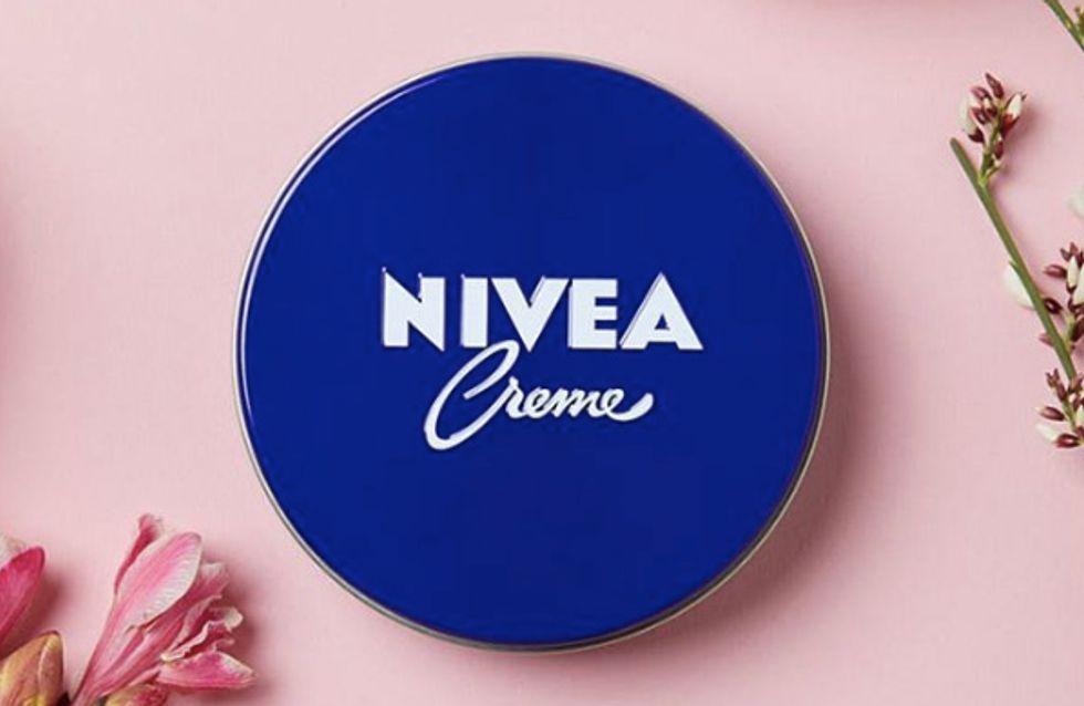 Il existe un parfum Nivea senteur crème bleue, et tout le monde se l'arrache