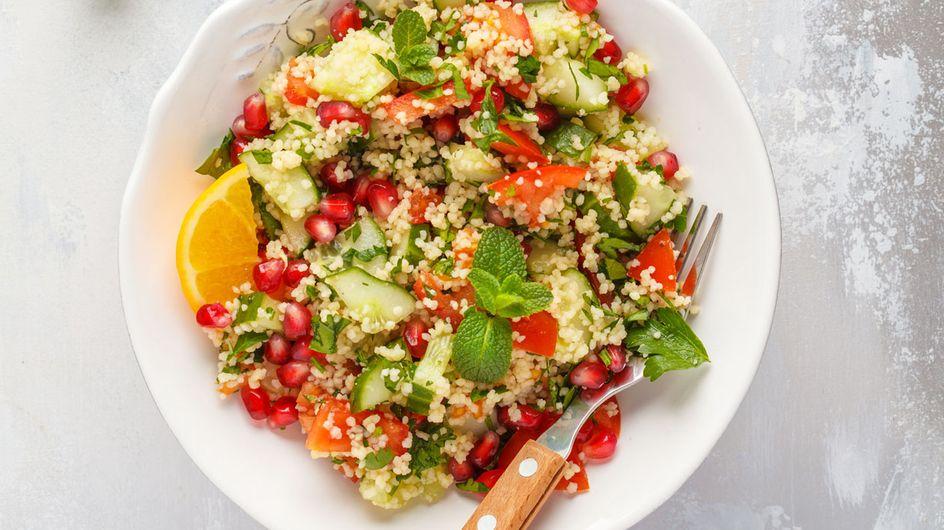 Frische Sommersalat-Rezepte, die satt und glücklich machen
