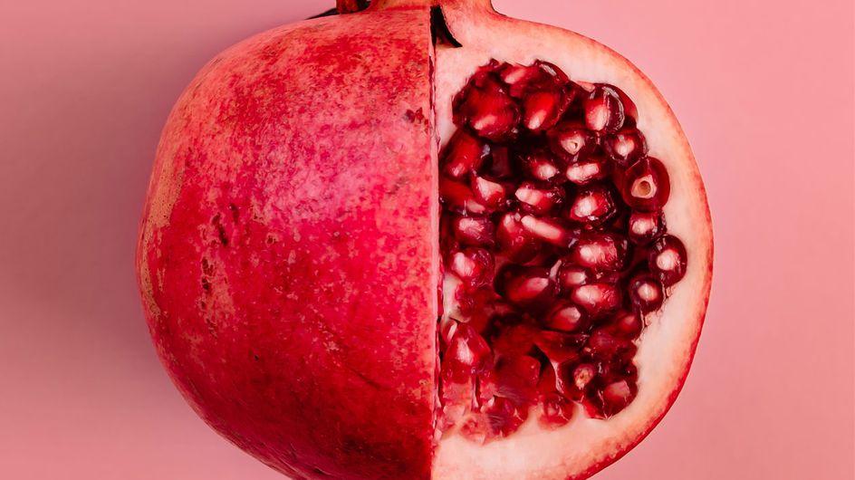 Granatapfel: 5 Gründe, warum die roten Kerne so gesund sind