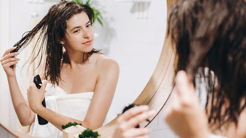 ¿Te lavas el pelo de la forma correcta?