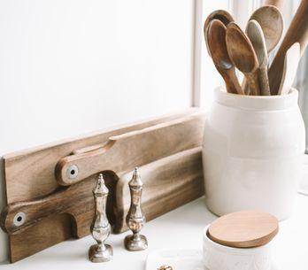 Les plus jolis ustensiles de cuisine en bois