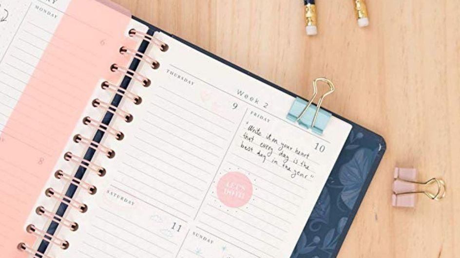Le agende e i planner 2019/20 più carini e divertenti per organizzare la tua vita