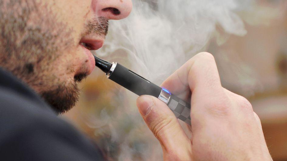 """""""La vapoteuse dérange parce qu'elle permet d'arrêter de fumer dans le plaisir"""""""