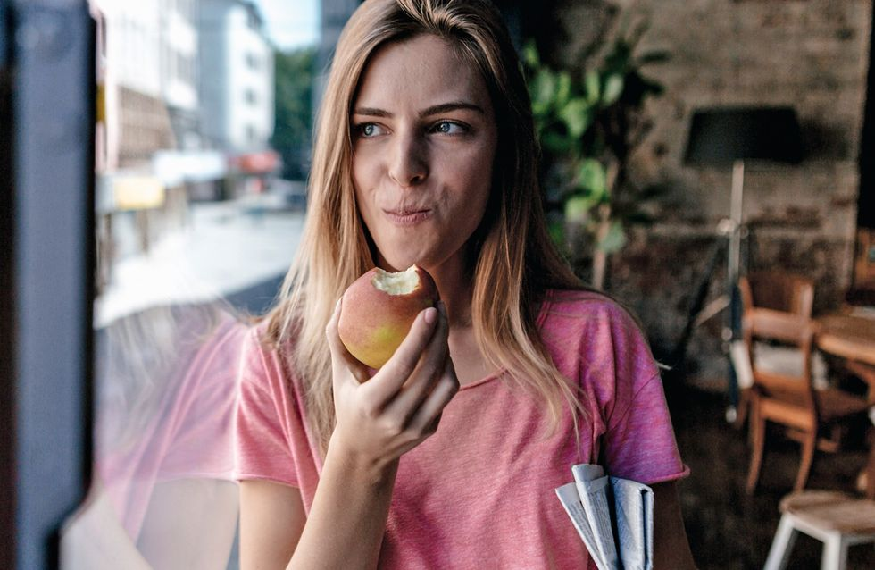 Si estás a dieta, ¡cuidado con tu boca!