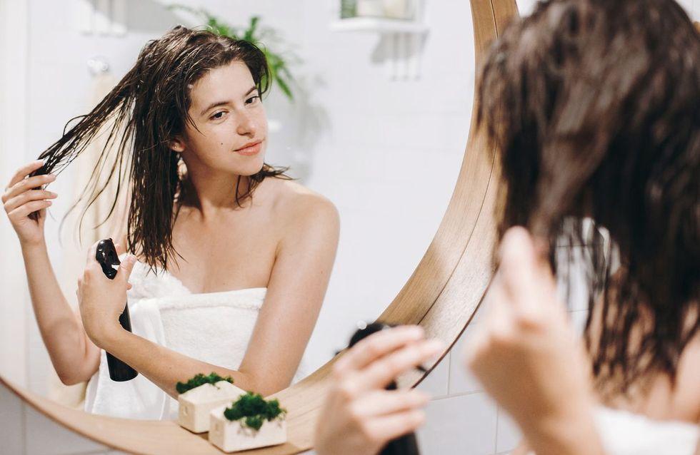 Ti lavi i capelli nel modo giusto?