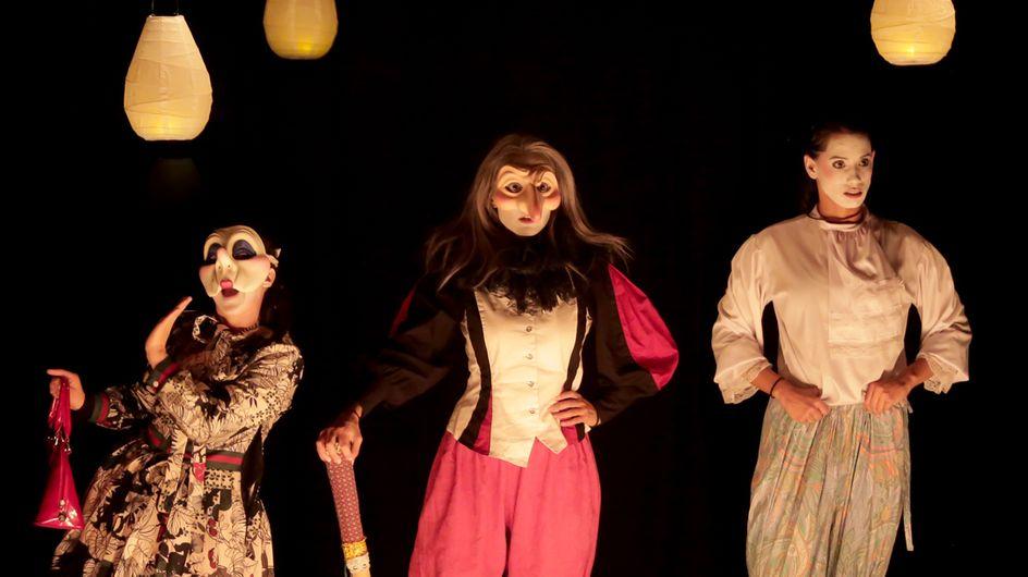 Trois femmes et du panache… Cyrano de Bergerac comme on ne l'a jamais vu!