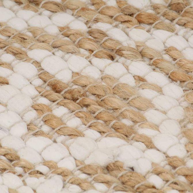 Alfombra de Yute hecha a mano (160x230)