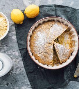 Torta al limone soffice e profumata: la ricetta per una base morbida e delicata