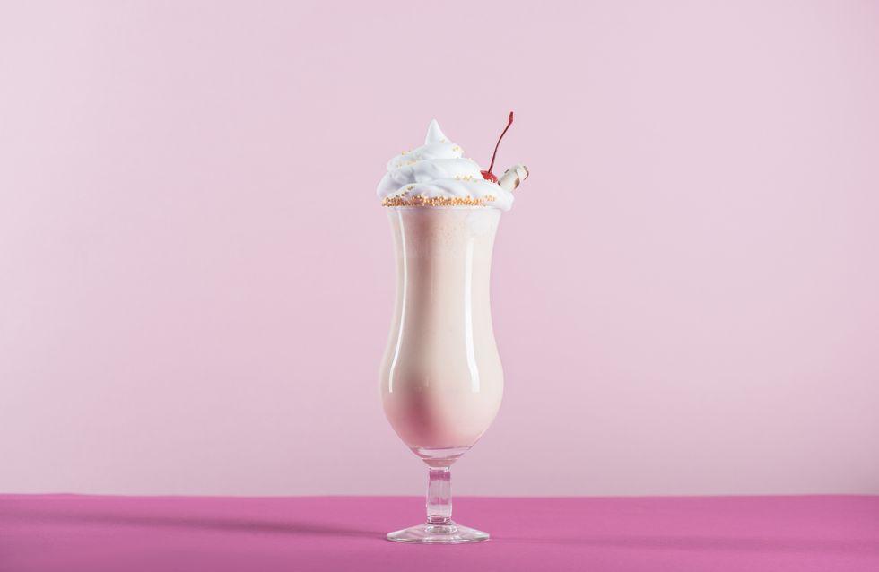 Tout pour faire un vrai milk-shake made in USA
