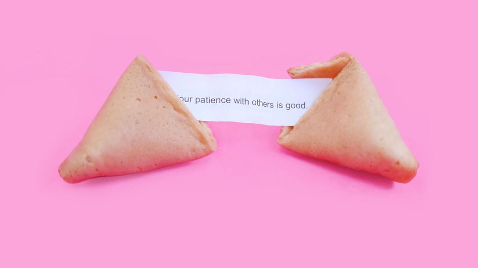 Das Glückskeks-Orakel: Hier kommt dein Glückskeks des Tages