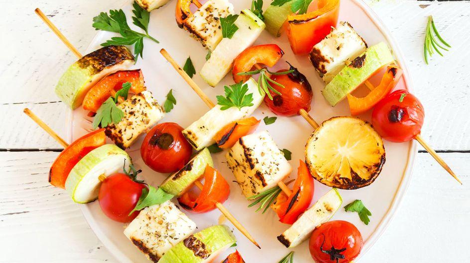 Vegetarisch grillen: Diese Rezepte sind mehr als bloße Beilagen!