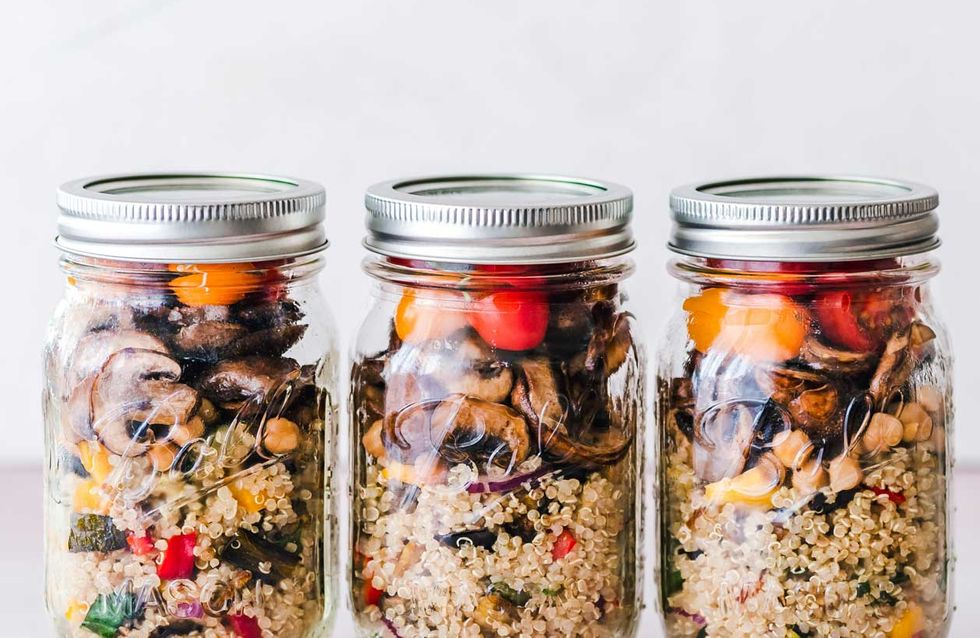 Gut versorgt trotz Fleischverzicht: vegetarische Lebensmittel mit viel Eisen
