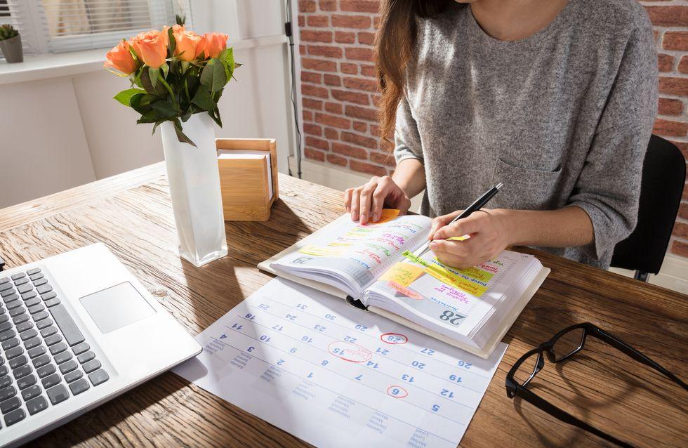 Las 5 agendas más chic para organizar el curso 2019-2020