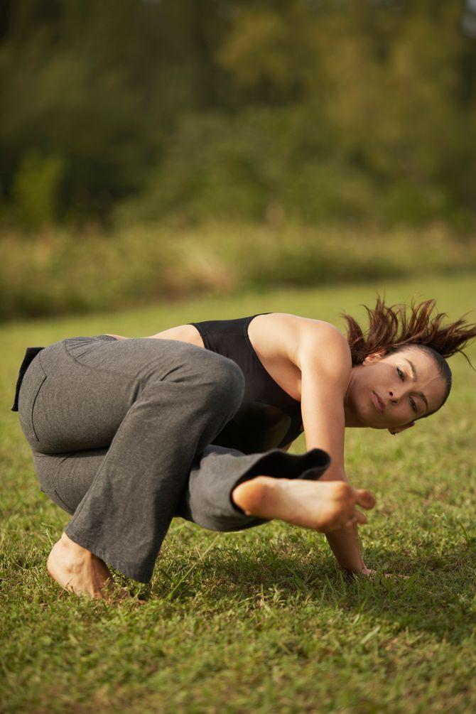 Ce que les arts martiaux font au corps...
