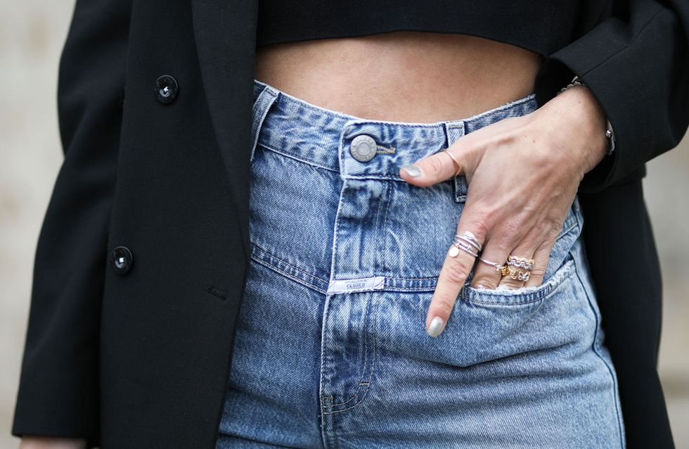 Double Yoke Jeans sind der neue Denim-Trend im Herbst