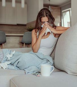 Mit Grippe im Bett? Diese einfachen Hausmittel machen schnell wieder fit!