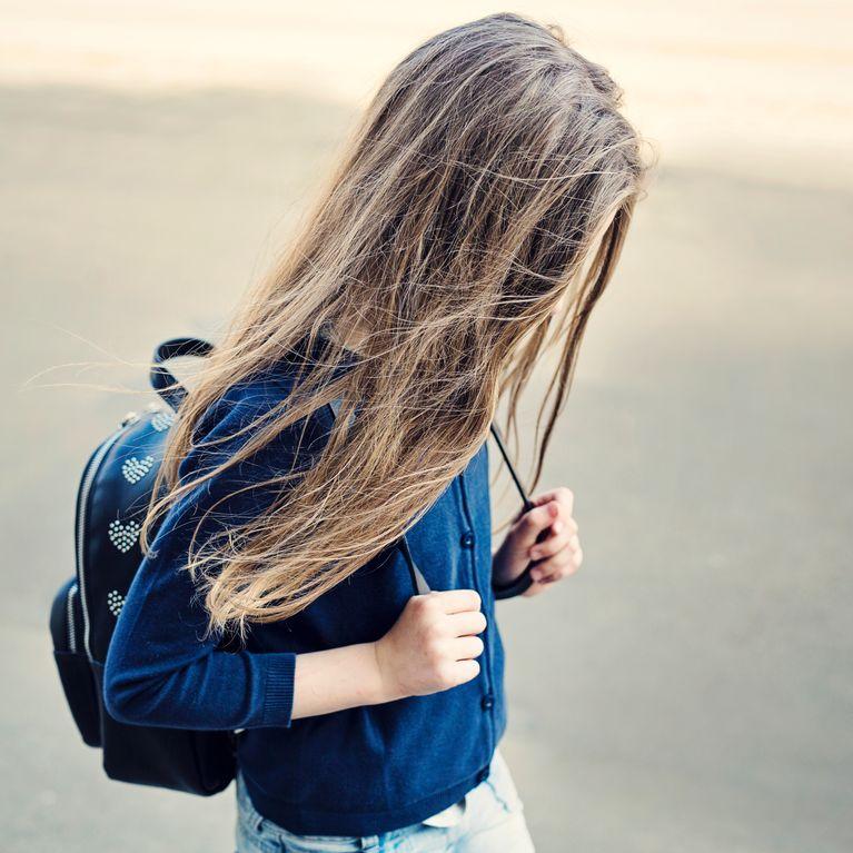 2 X Sac Clips-un pour maman//Pour enfant-l/' anxiété de séparation-École//Maternelle