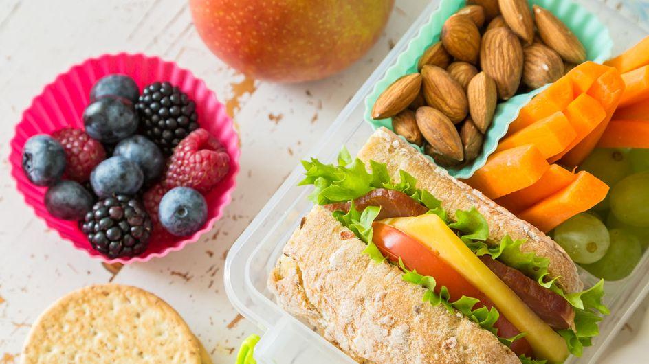 5 merende per la scuola perfette per i tuoi bambini!