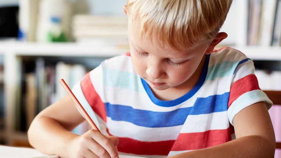 Compiti a casa: le regole d'oro per stimolare i più piccoli!