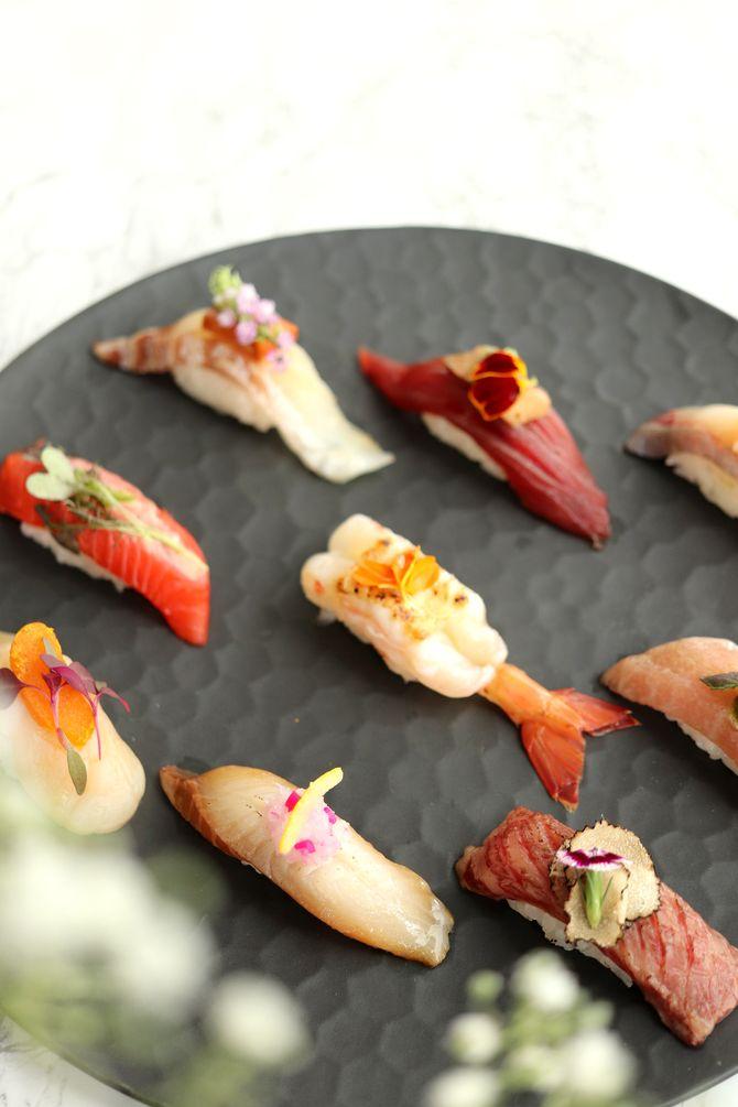 Combien de calories dans un repas de sushis ?