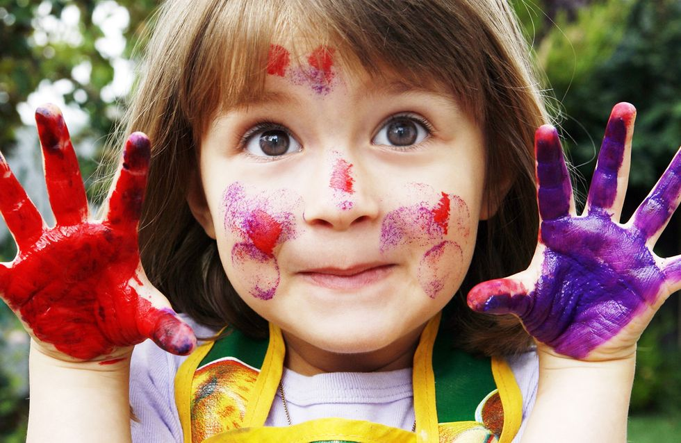 Creatività nei bambini: 6 esercizi semplici per stimolarla!