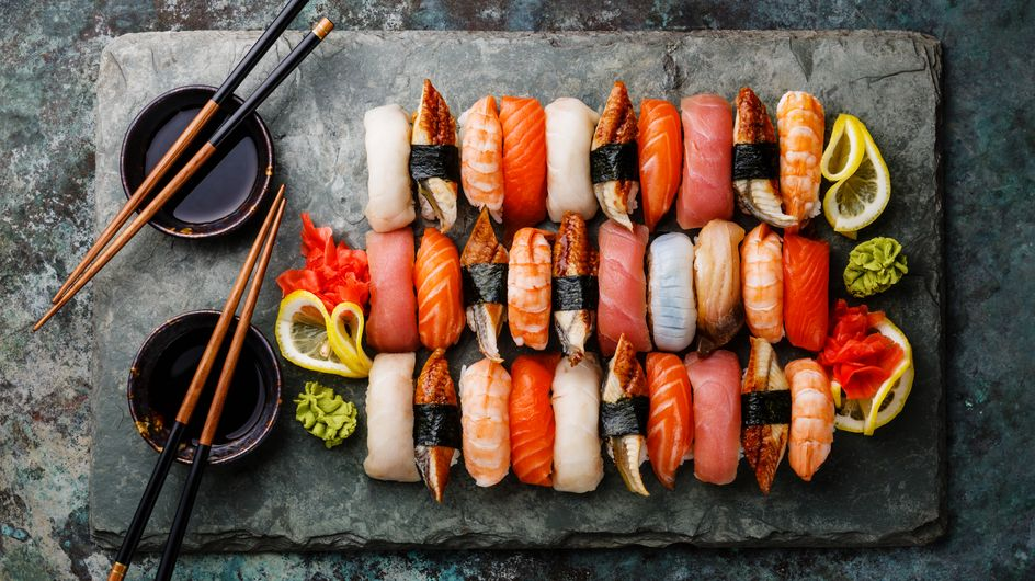 Combien de calories dans un sushi ?