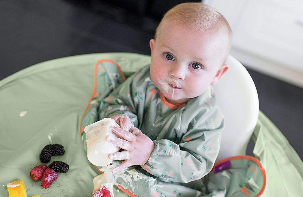 DME : la diversification menée par l'enfant, la nouvelle méthode qui va révolutionner les repas de bébé