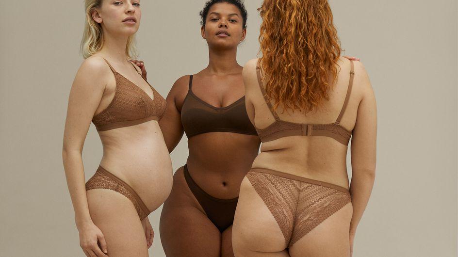 Body positives et inclusives, ces marques de lingerie qui s'adressent à tous les corps