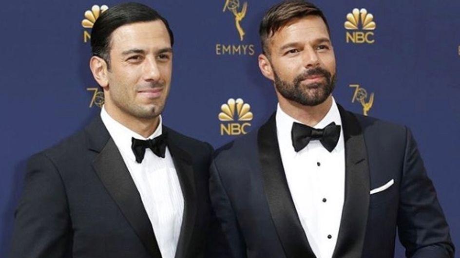 Le mari de Ricky Martin dévoile pour la première fois le visage de leur fille
