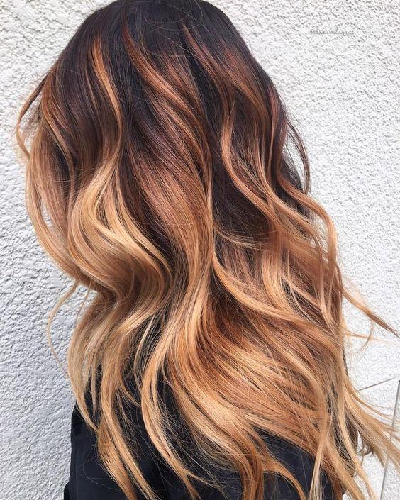 Les tendances coloration cheveux 2020