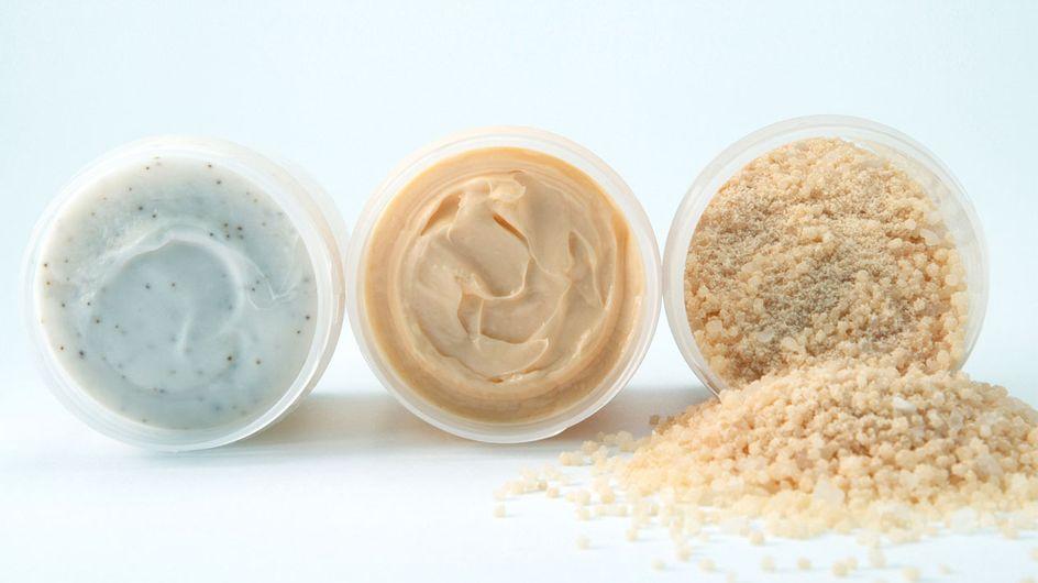 Körperpeeling-Test 2021: Diese Produkte sorgen für zarte Haut
