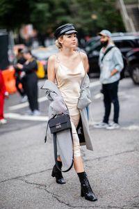 Slip Dress kombinieren: Schöne Looks zum Nachstylen