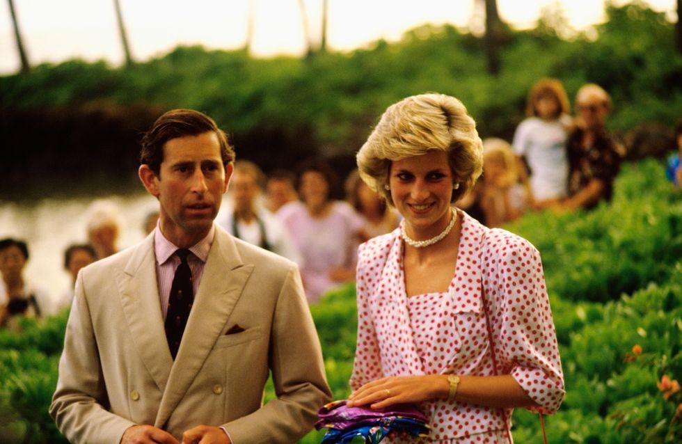 L'attitude choquante du prince Charles envers Lady Di juste après sa demande