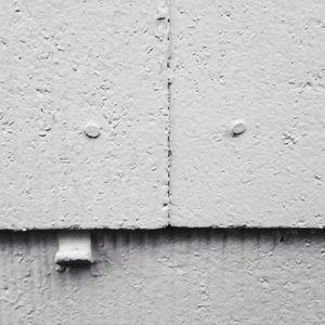Mauer mit vorstehendem Zahn